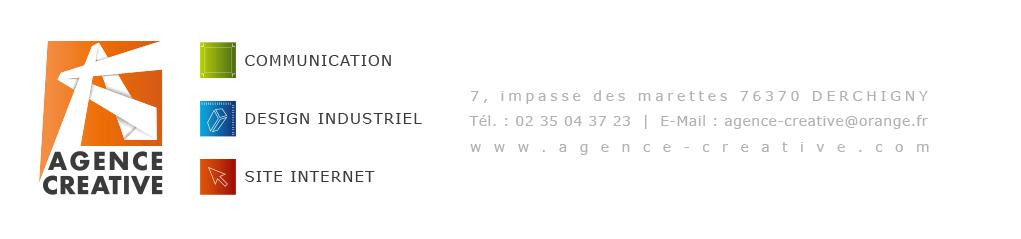 Agence-Créative - Agence de design et communication - Dieppe